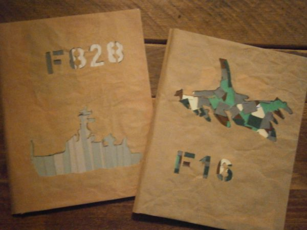 Scripture F828 and F16