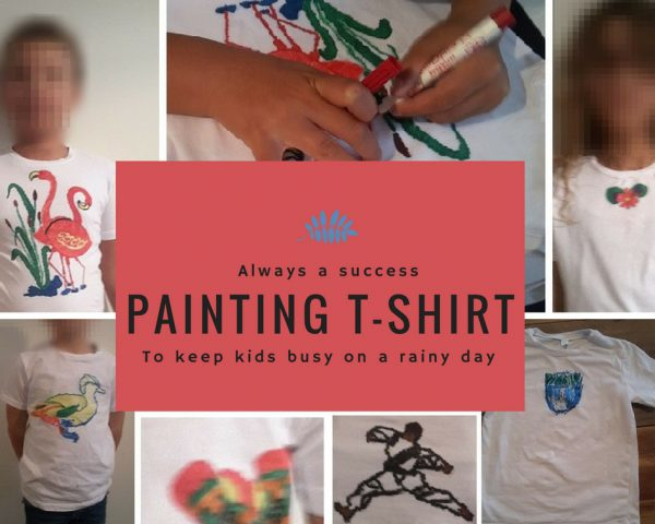 Painting T-Shirts
