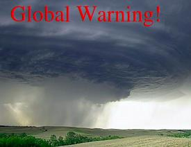 Global warming for kids Global warning