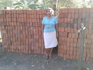 Micro loans for small business, Maria Dolores