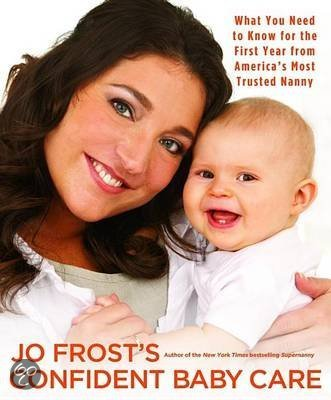 Nanny Jo Frost confident baby care
