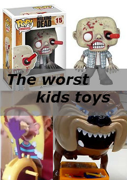 The worst Kids toys, my review