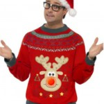 Smiffy Christmas Jumper Costume