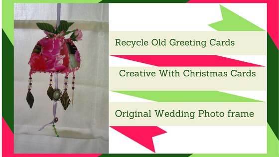 Recycle Old Greeting Cards
