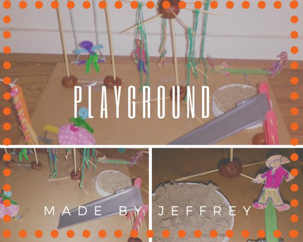Manual for creative playground