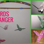 BirdsHanger - birds mobile