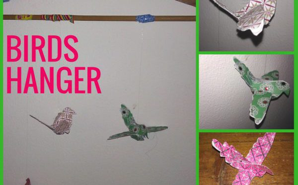 Kids Art Birdshanger Manual