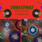 Christmas CD candle light